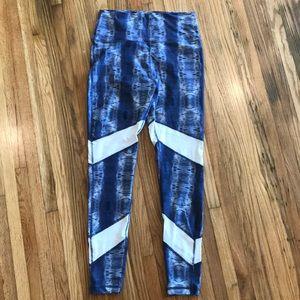 Tie Dye Active Leggings